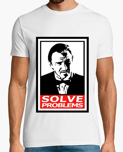 Solve problems t-shirt