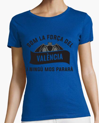 Camiseta Som la Força del València