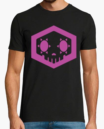 Camiseta Sombra Overwatch Logo