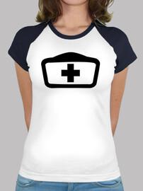 sombrero de la enfermera