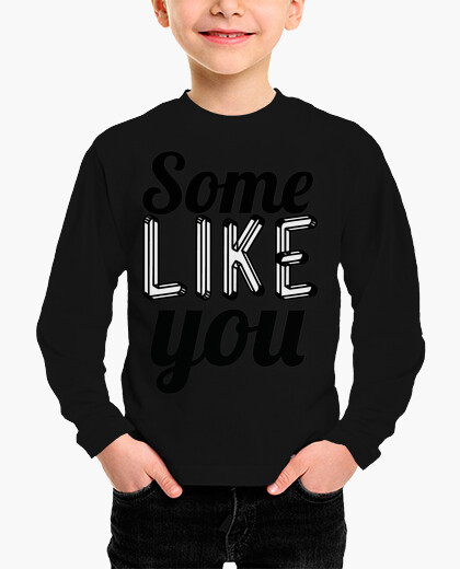Ropa infantil Some like you 4