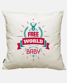 son bébé de monde libre
