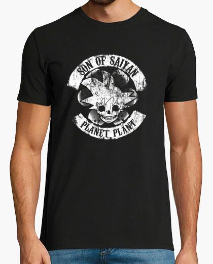 Camiseta son goku