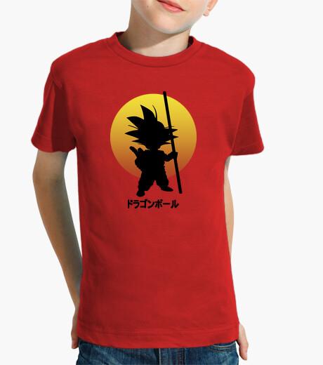 Vêtements enfant Son Goku - Soleil