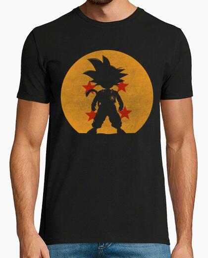 Camiseta Son goku (Version Bola Abuelo)
