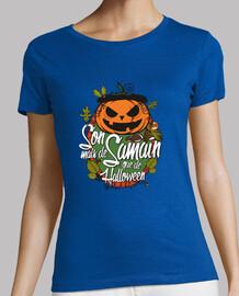 Son mais de Samaín que de Halloween - Muller