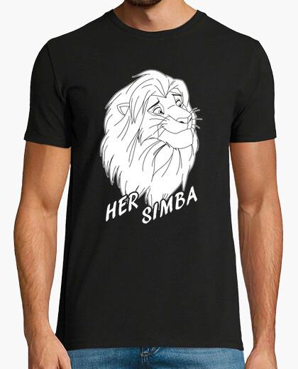 Tee-shirt son simba