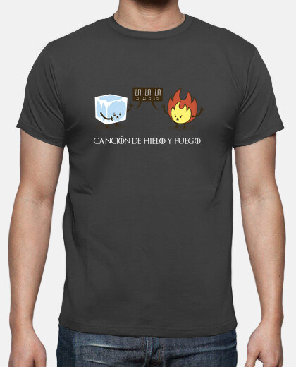 song of ice and fire - man t-shirt