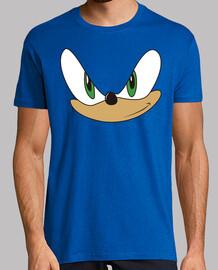 Sonic Blue Peek