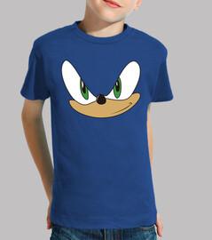 Sonic Blue Peek (Niños)