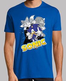 Sonic (Camiseta hombre)