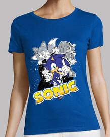 Sonic (Camiseta mujer)