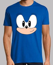 Sonic clásico rostro