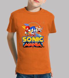 Sonic Mania (Infantil)