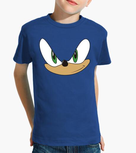 Abbigliamento bambino sonic peek blu (bambini)