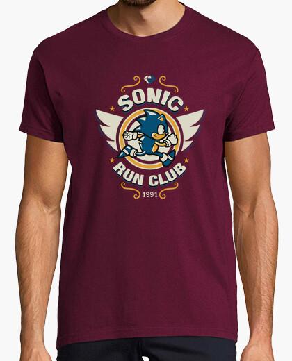 Tee-shirt Sonic Run Club