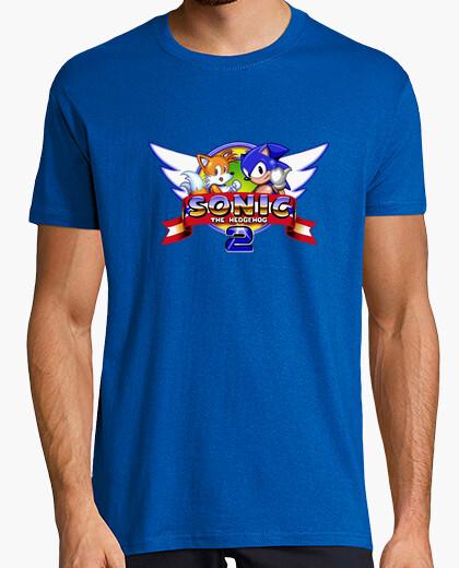 Tee-shirt sonic the hedgehog chaos
