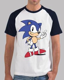 Sonic the Hedgehog Classic (Hombre diseño 2)