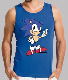 Sonic the Hedgehog Classic (Hombre diseño 3)