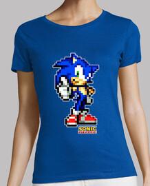 Sonic the Hedgehog Sonic Advance Camiseta mujer