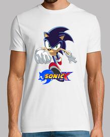 Sonic X (Chico diseño 1)