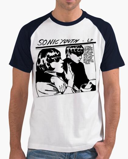 Camiseta Sonic Youth - LP