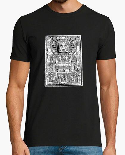 T-Shirt Sonnentor - Teotihuacan - Tiahuanaco -
