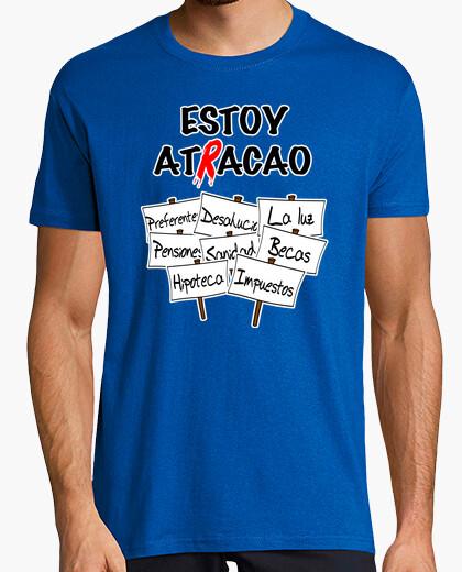 T-shirt sono atração