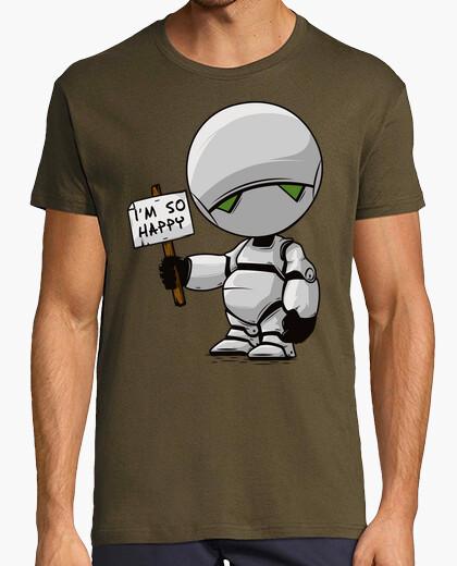 T-shirt sono così felice