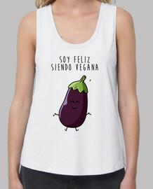 sono felice di essere vegan