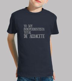 sono sono totale indipendenza di albacete