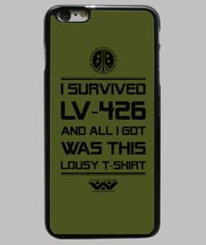 sono sopravvissuto lv-426