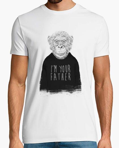 T-shirt sono tuo padre