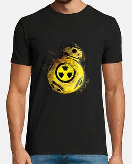 sono un droide radioattivo