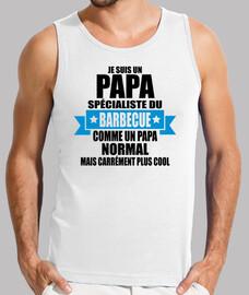 Sono un esperto di barbecue di papà
