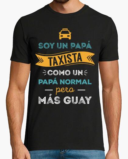 T-shirt sono un papà tassista, come un papà normale, ma più cool