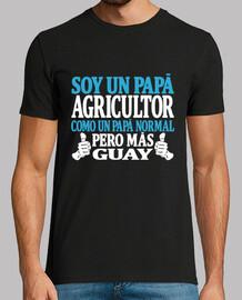 sono un papà contadino