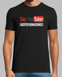 sono youtuber uomo
