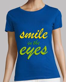 Sonríe a los ojos