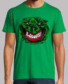 sonrisa de monstruo