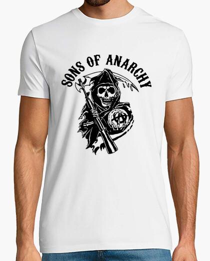 T-shirt sons of anarchia