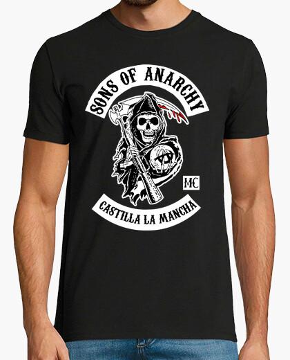 Camiseta Sons of Anarchy - Castilla la Mancha