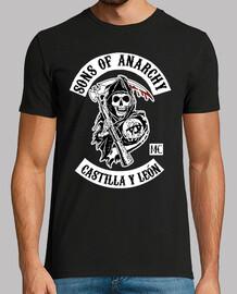 Sons of Anarchy - Castilla y León