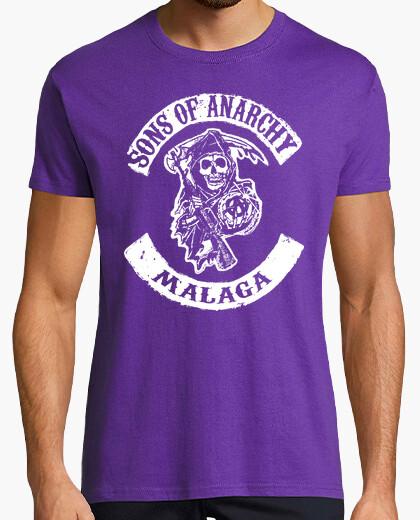 Camiseta Sons of Anarchy - Malaga