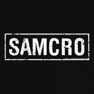Camisetas Sons Of Anarchy - SAMCRO