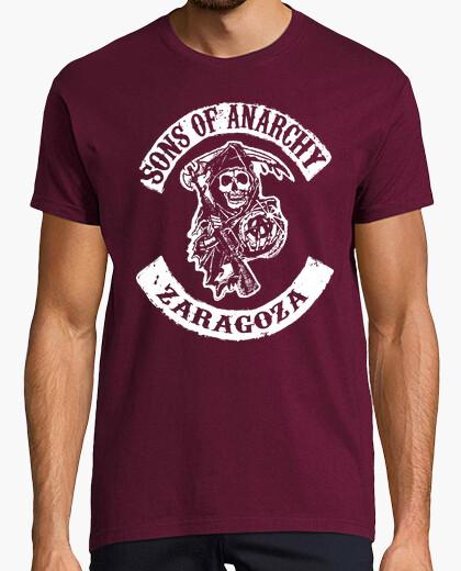 Camiseta Sons of Anarchy - Zaragoza