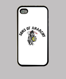 Sons of anrchy logo negro