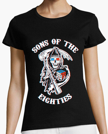 Sons of the eighties t-shirt