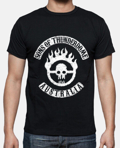 Camisetas Sons of thunderdome