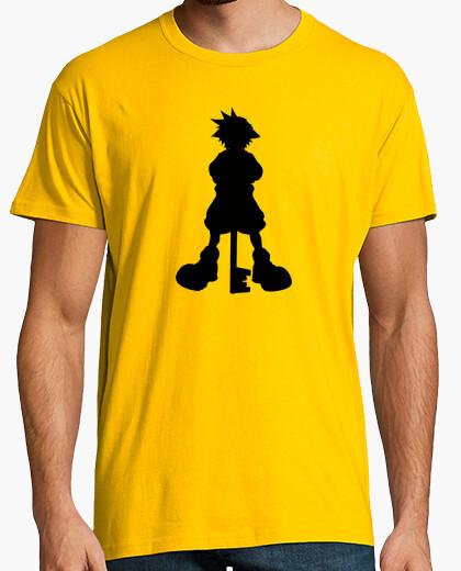 Camiseta Sora Silueta - Kingdom Hearts